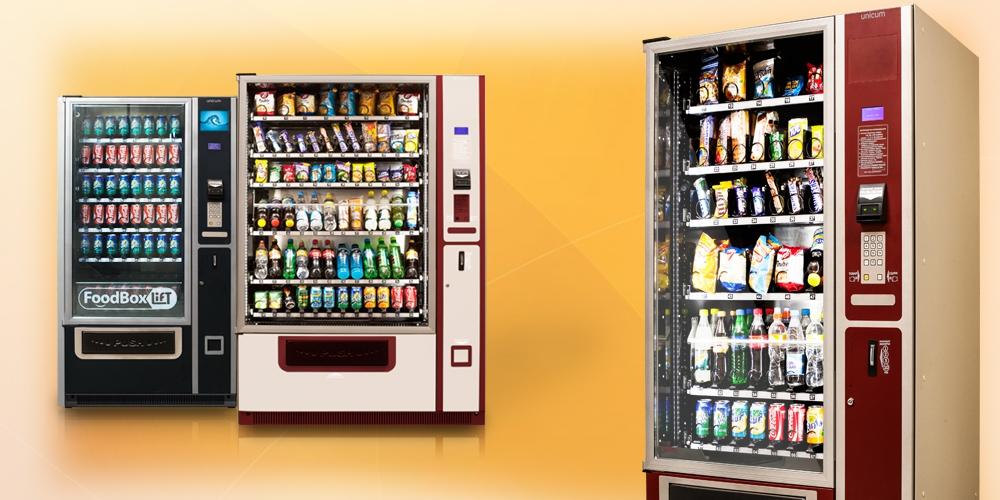 Бу торговые автоматы