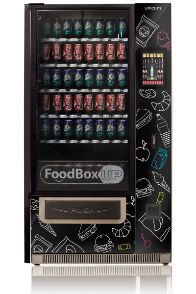 Снековый автомат FOODBOX LIFT TOUCH