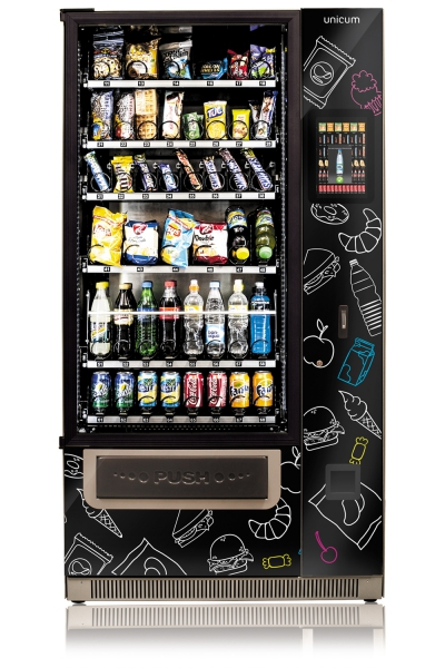 Snack Machine FOODBOX TOUCH